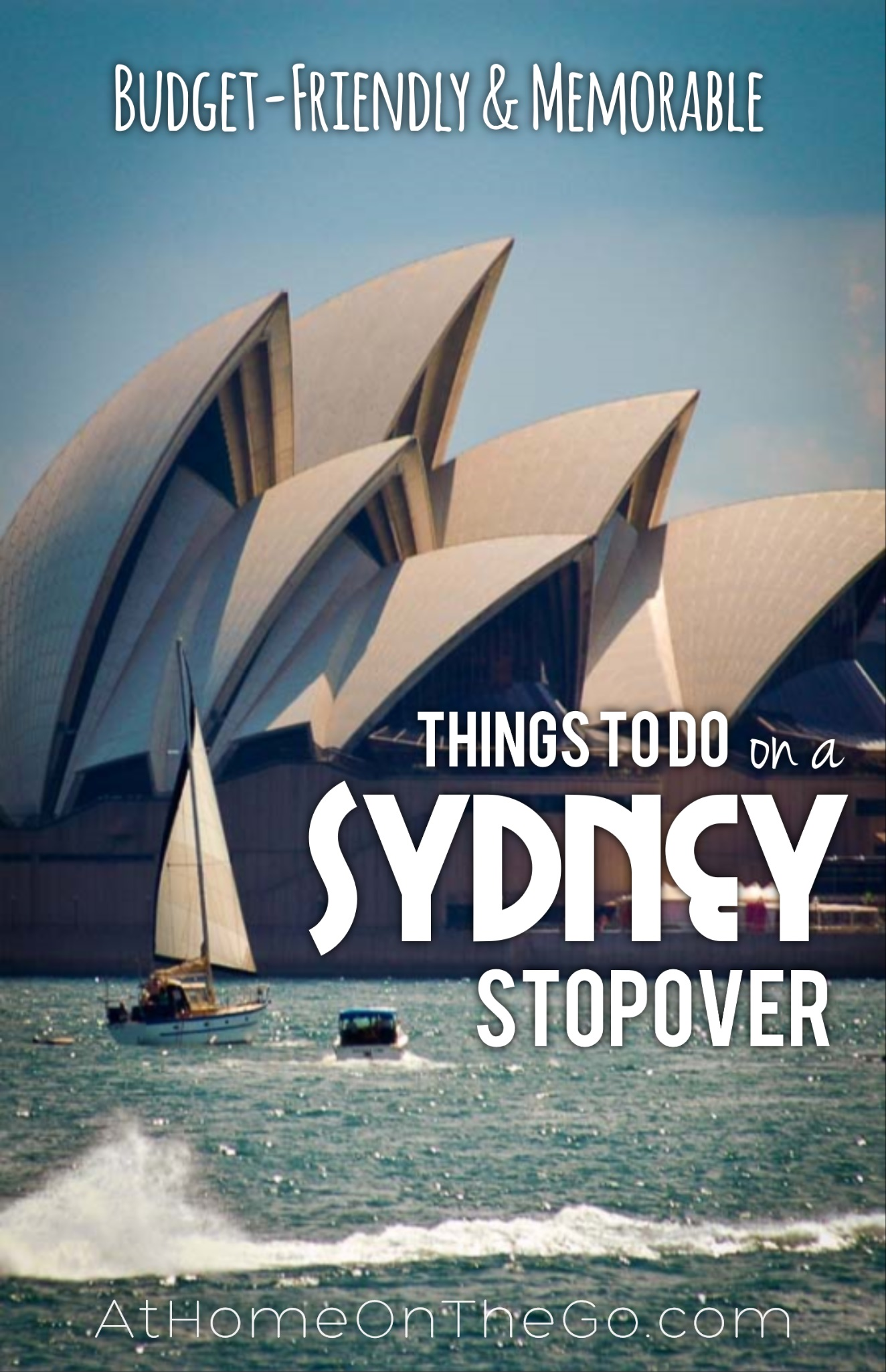 Make a Sydney Stopover! Whether it's a 12-hour layover or a couple days, here are a few cheap yet memorable things to do around the Sydney harbourfront that won't blow your budget.