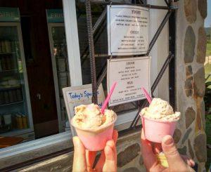 Road Trip Belize Travel Tips - Ice Cream