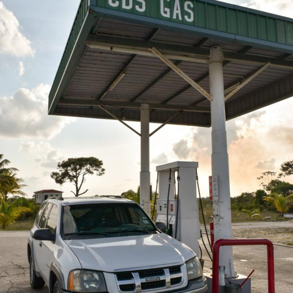 Road Trip Belize Travel Tips - Rental Car