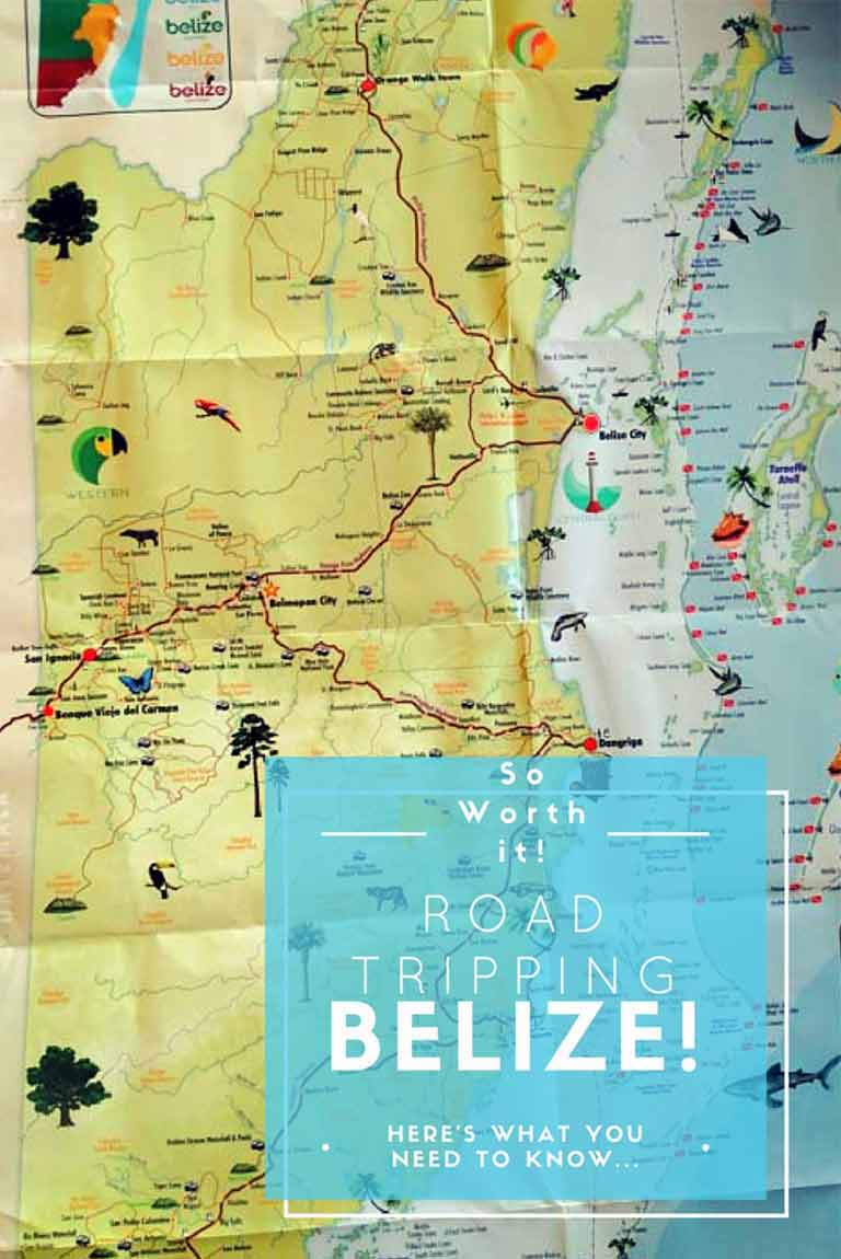 Road Trip Belize Travel Tips