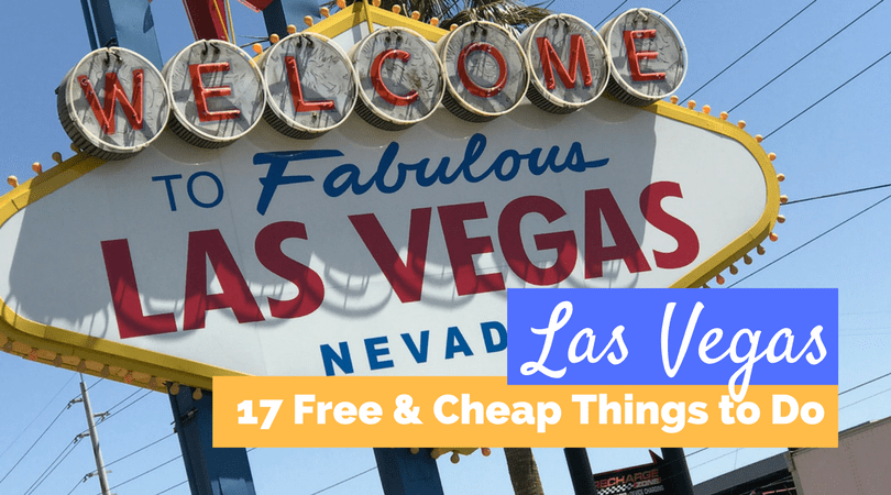 Las Vegas on a Budget