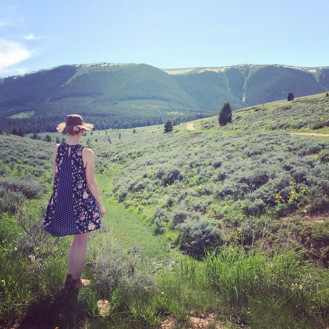 Getting Lost in Montana