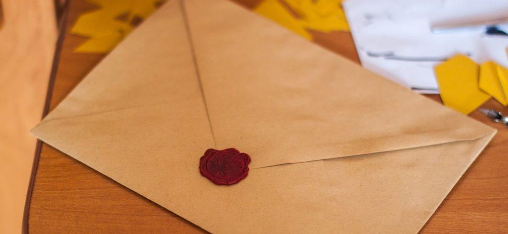 Keepsake Letter Gift Idea for the Minimalist Traveler