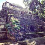 Dzibanche Mayan Ruins
